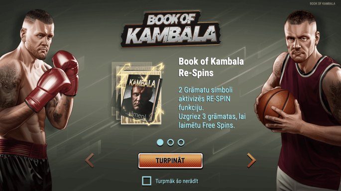 Book Of Kambala